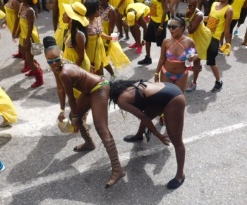 Acceradio Wee Mas International Carnival Monday 2016