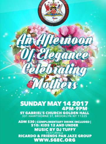 An Afternoon Of Elegance Celebrating Mothers.